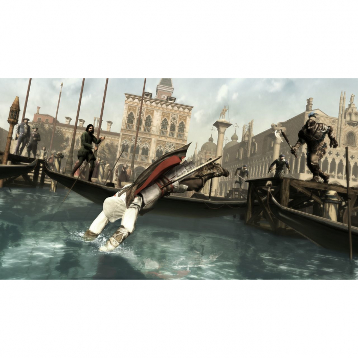 Joc Assassin's Creed II Deluxe Edition Uplay Key Global PC (Cod Activare Instant) 2