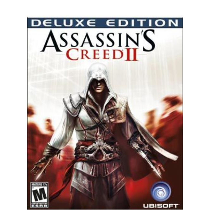 Joc Assassin's Creed II Deluxe Edition Uplay Key Global PC (Cod Activare Instant) 0