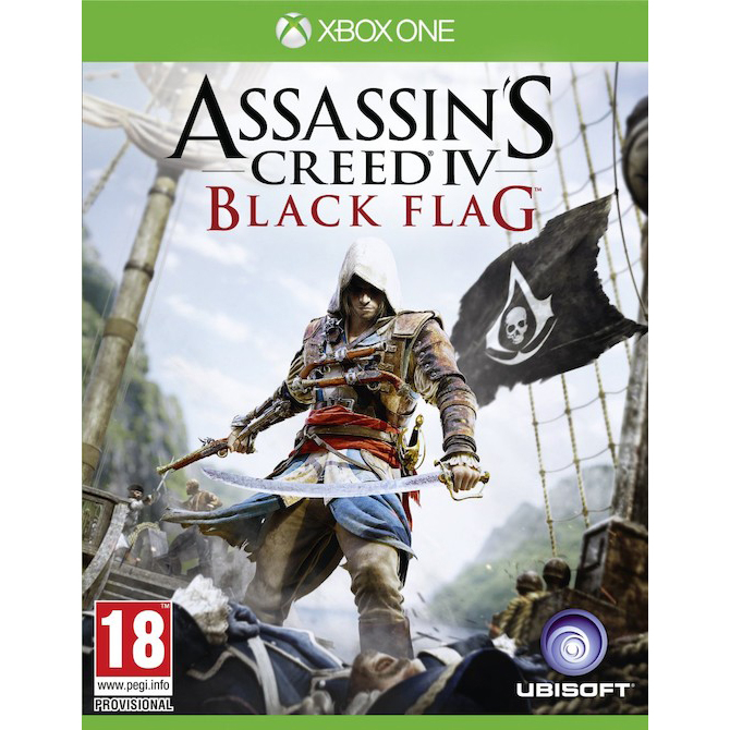 Joc Assassin's Creed IV: Black Flag pentru Xbox One 0