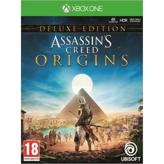 Joc Assassin's Creed Origins Deluxe Edition Xbox ONE Xbox Live Key Global (Cod Activare Instant) 0