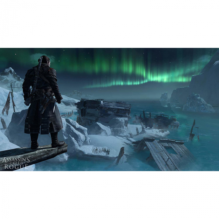Joc Assassin's Creed Rogue Pc Cd Key (Cod Activare Uplay) 2