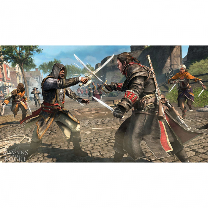 Joc Assassin's Creed Rogue Pc Cd Key (Cod Activare Uplay) 3