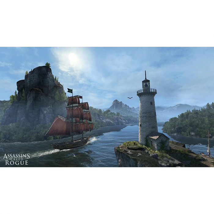 Joc Assassin's Creed Rogue Pc Cd Key (Cod Activare Uplay) 1