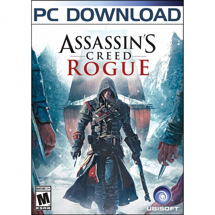 Joc Assassin's Creed Rogue Pc Cd Key (Cod Activare Uplay) 0
