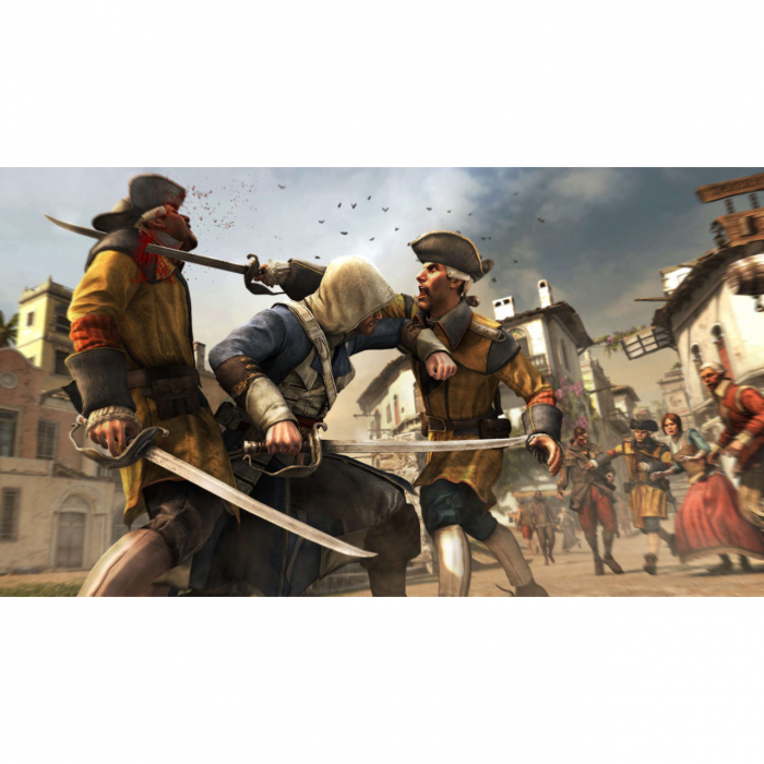 Joc Assassin's Creed IV: Black Flag pentru Xbox One 5