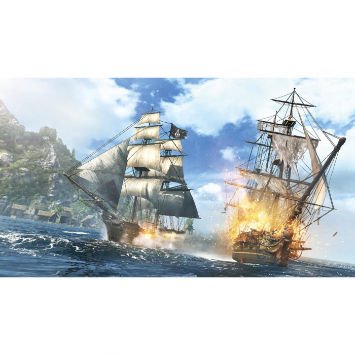 Joc Assassin's Creed IV: Black Flag pentru Xbox One 6