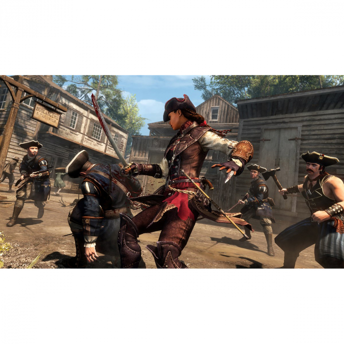 Joc Assassins Creed: American Saga pentru Playstation 3 1