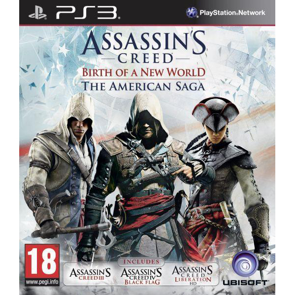 Joc Assassins Creed: American Saga pentru Playstation 3 0