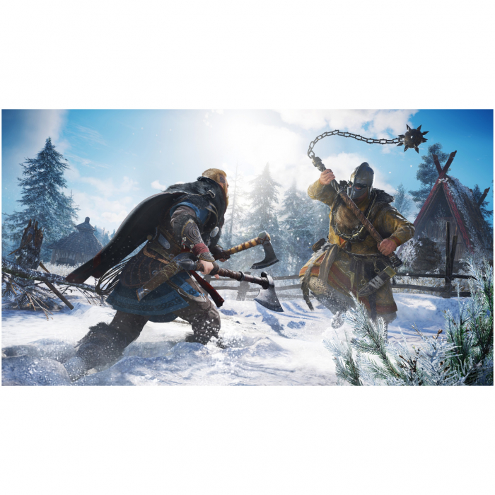 Joc Assassins Creed Valhalla pentru Xbox One 5
