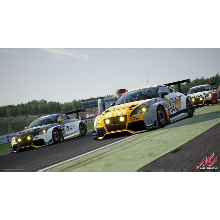 Joc Assetto Corsa - Ready To Race Pack DLC Steam Key Global PC (Cod Activare Instant) 3
