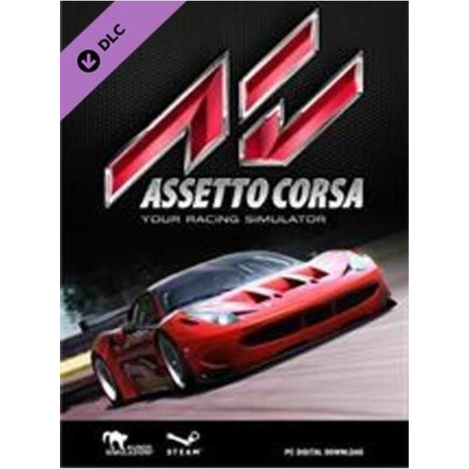 Joc Assetto Corsa - Ready To Race Pack DLC Steam Key Global PC (Cod Activare Instant) 0