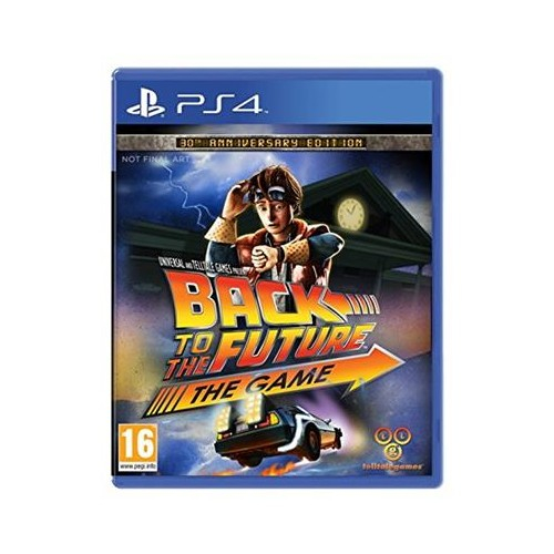 Joc Back To The Future The Game 30Th Annivesary Edition Ps4 [0]