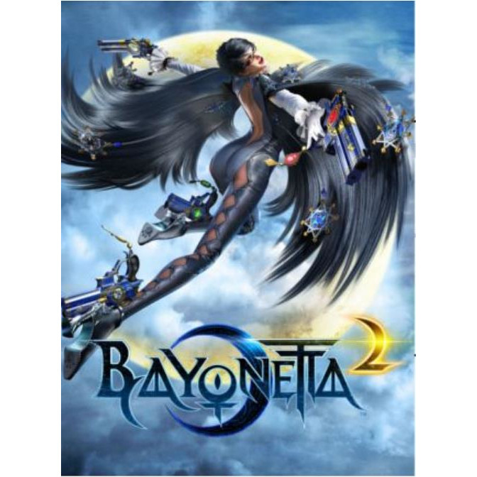 Joc Bayonetta 2 Nintendo Switch Digital Nintendo Switch Key Europe (Cod Activare Instant) 0