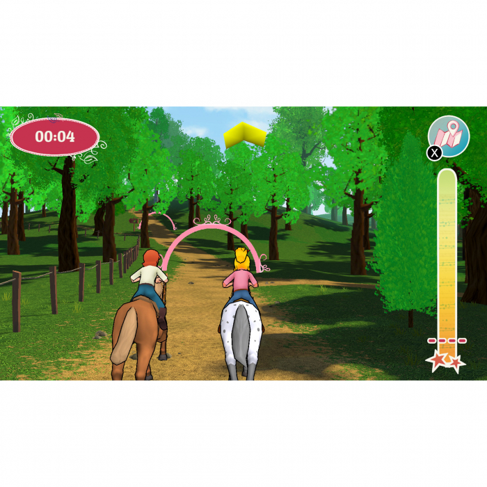 Joc Bibi Tina Adventures With Horses pentru PlayStation 4 4