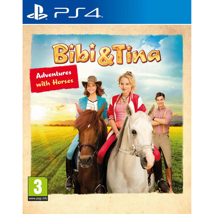 Joc Bibi Tina Adventures With Horses pentru PlayStation 4 0