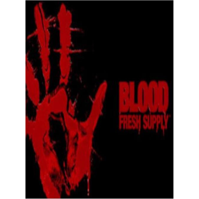 Joc Blood Fresh Supply Steam Key Global PC (Cod Activare Instant) 0