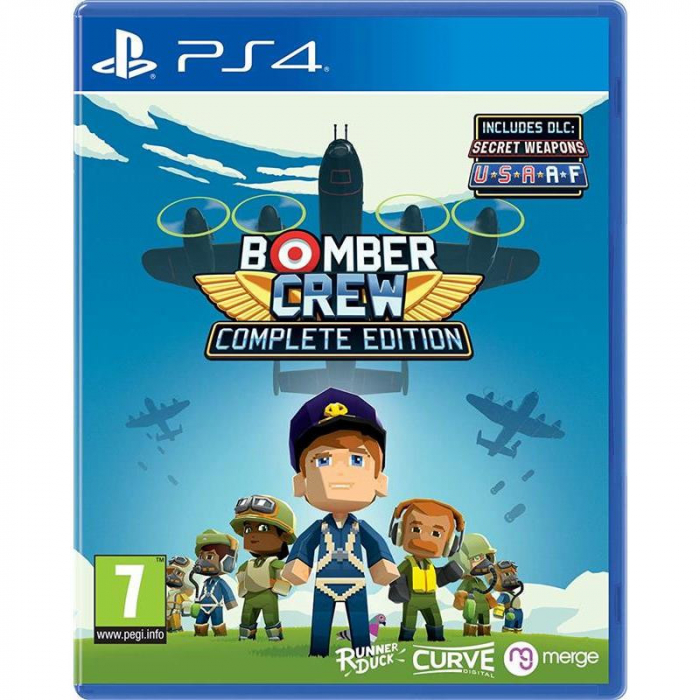 Joc Bomber Crew Complete Edition PlayStation 4 0