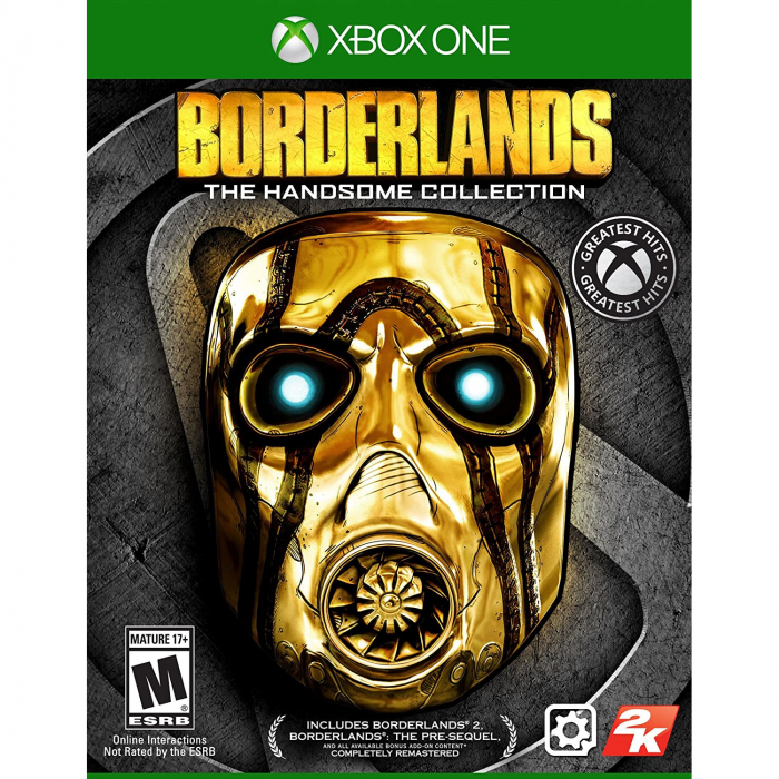 Joc Borderlands The Handsome Collection Xbox ONE EU Xbox Live Key Europe (Cod Activare Instant) 0