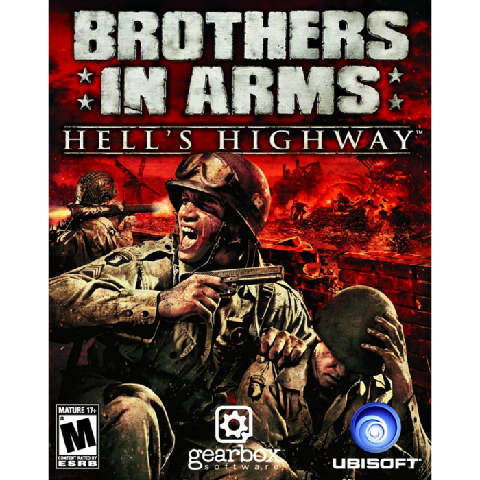 Joc Brothers in Arms - Hell's Highway Uplay Key Global PC (Cod Activare Instant) 0