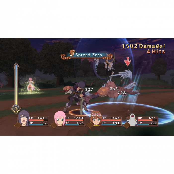 Joc BUNDLE Tales of Vesperia Definitive Edition + Tales of Zestiria + Tales of Berseria pentru PlayStation 4 17