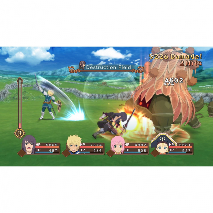 Joc BUNDLE Tales of Vesperia Definitive Edition + Tales of Zestiria + Tales of Berseria pentru PlayStation 4 11