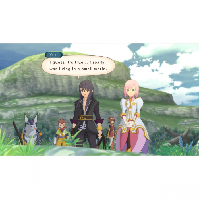 Joc BUNDLE Tales of Vesperia Definitive Edition + Tales of Zestiria + Tales of Berseria pentru PlayStation 4 18