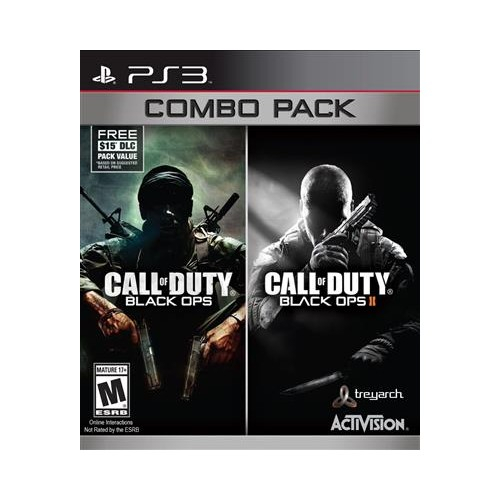 Joc Call Of Duty Black Ops 1 & 2 Combo Pack Ps3 0