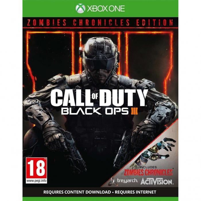 Joc Call of Duty Black Ops 3 Zombies Chronicles Edition Xbox ONE EU Xbox Live Key Europe (Cod Activare Instant) 0