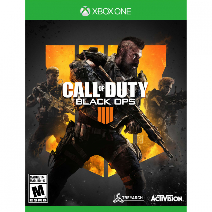 Joc Call of Duty Black Ops 4 Xbox ONE EU Xbox Live Key Europe (Cod Activare Instant) 0