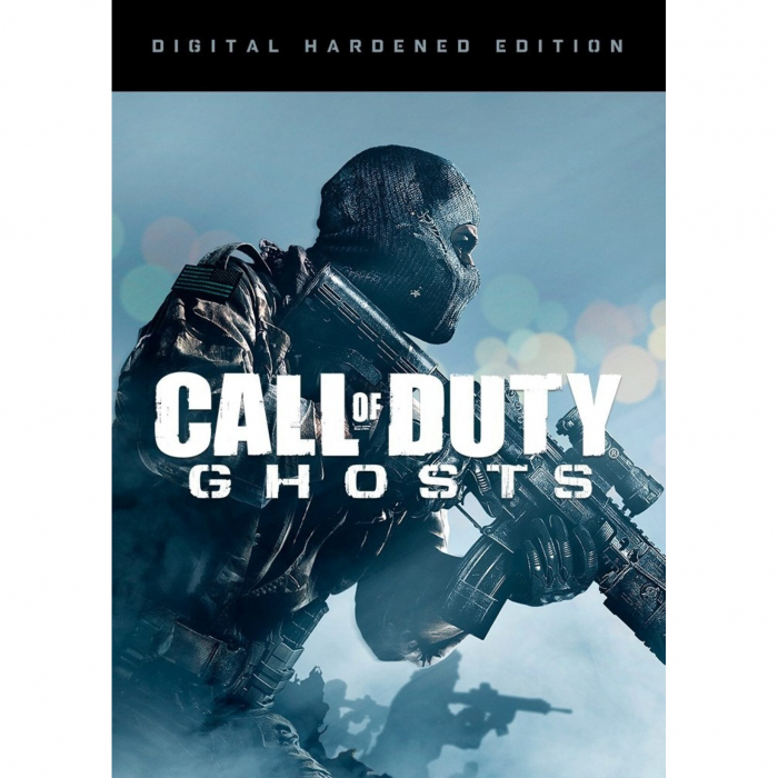 Joc Call of Duty Ghosts Digital Hardened Edition Steam Key Global PC (Cod Activare Instant) 0