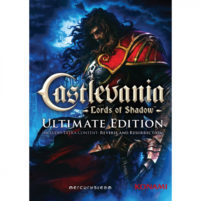 Joc Castlevania - Lords of Shadow Ultimate Edition Steam Key Europe PC (Cod Activare Instant) 0