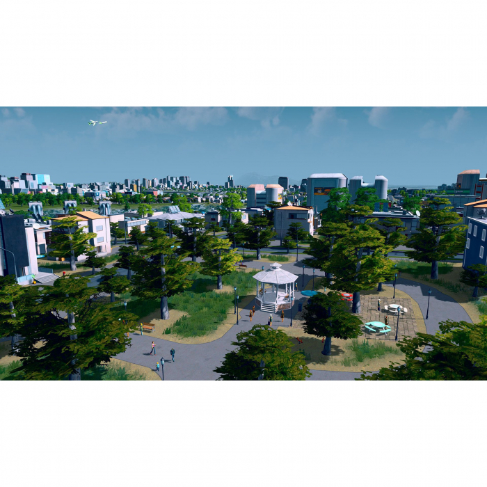 Joc Cities Skylines - Relaxation Station DLC Steam Key Global PC (Cod Activare Instant) 1