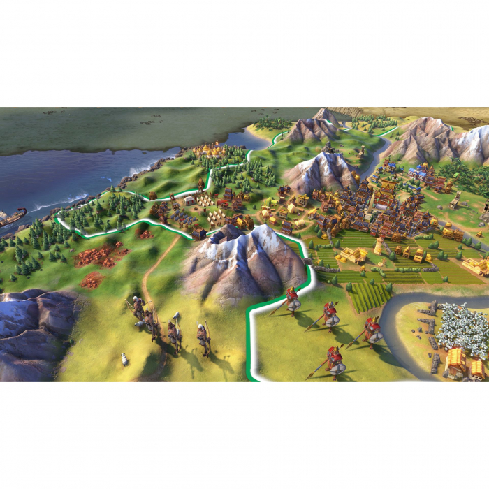 Joc Civilization VI Digital Deluxe Steam Key Europe PC (Cod Activare Instant) 6