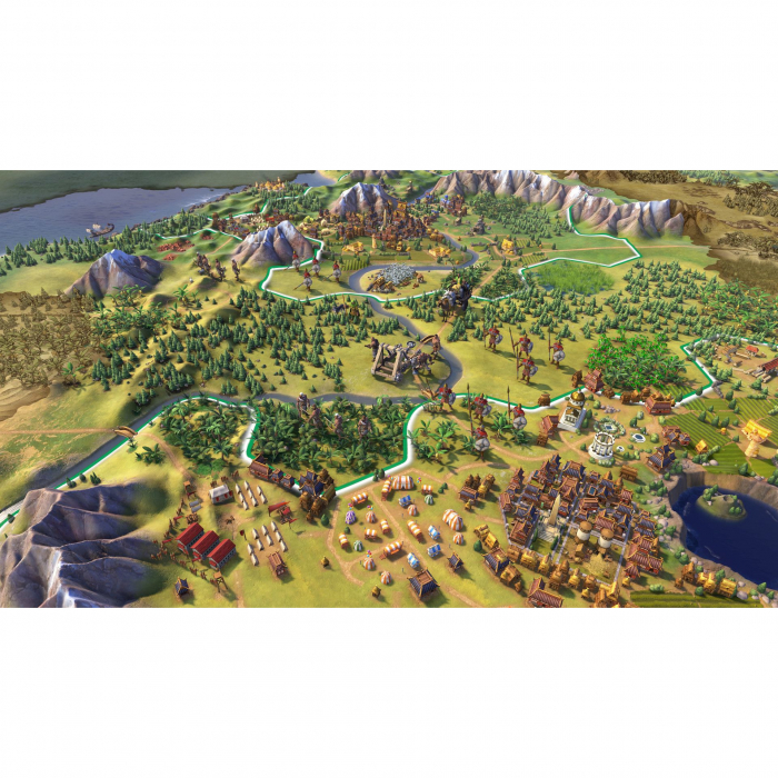 Joc Civilization VI Digital Deluxe Steam Key Europe PC (Cod Activare Instant) 4