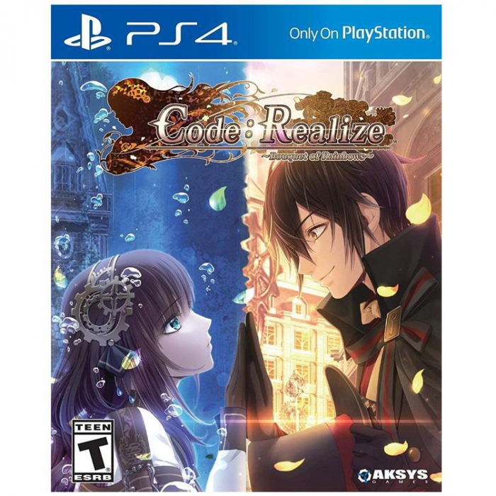 Joc Code Realize Bouquet Of Rainbows Ps4 0