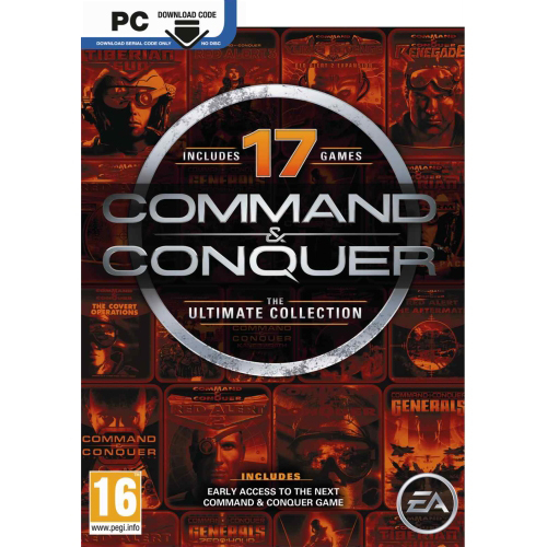Joc Command & Conquer - The Ultimate Collection pentru PC 0