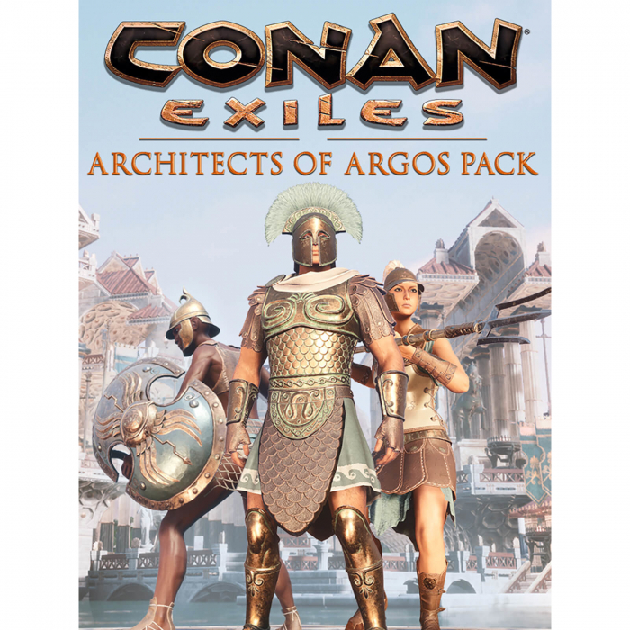 Joc Conan Exiles - Architects of Argos Pack DLC Steam Key Global PC (Cod Activare Instant) 0
