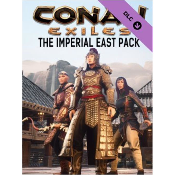 Joc Conan Exiles - The Imperial East Pack DLC Steam Key Global PC (Cod Activare Instant) 0