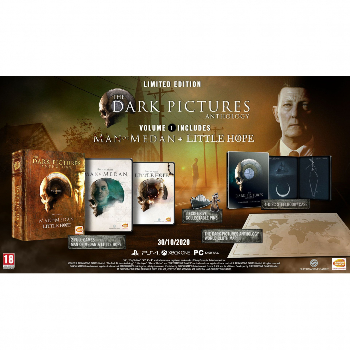 Joc Dark Pictures Little Hope Vol. 1 pentru PlayStation 4 1