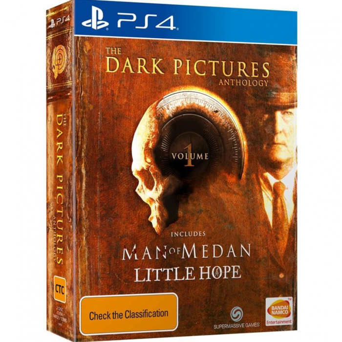 Joc Dark Pictures Little Hope Vol. 1 pentru PlayStation 4 0