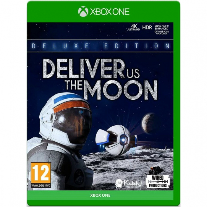 Joc Deliver Us The Moon Deluxe Edition pentru XBOX ONE 0