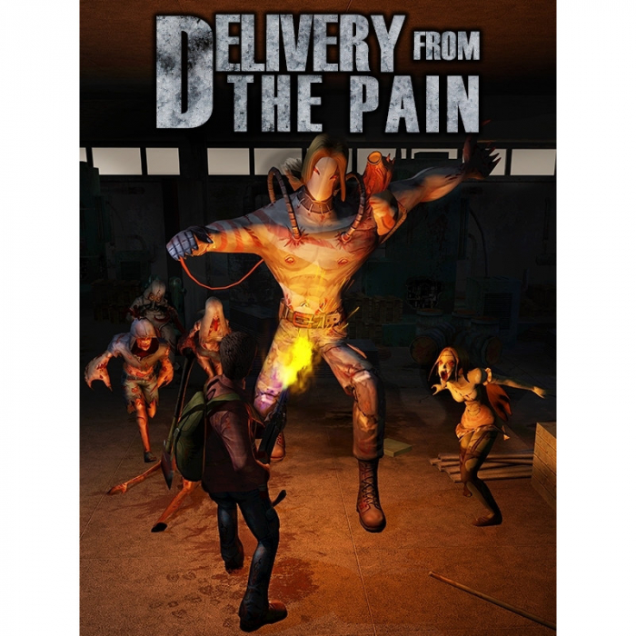 Joc Delivery from the Pain Steam Key Global PC (Cod Activare Instant) 0