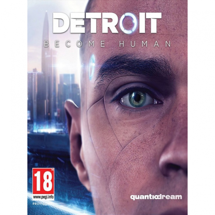 Joc Detroit Become Human Collectors Edition pentru Calculator 0