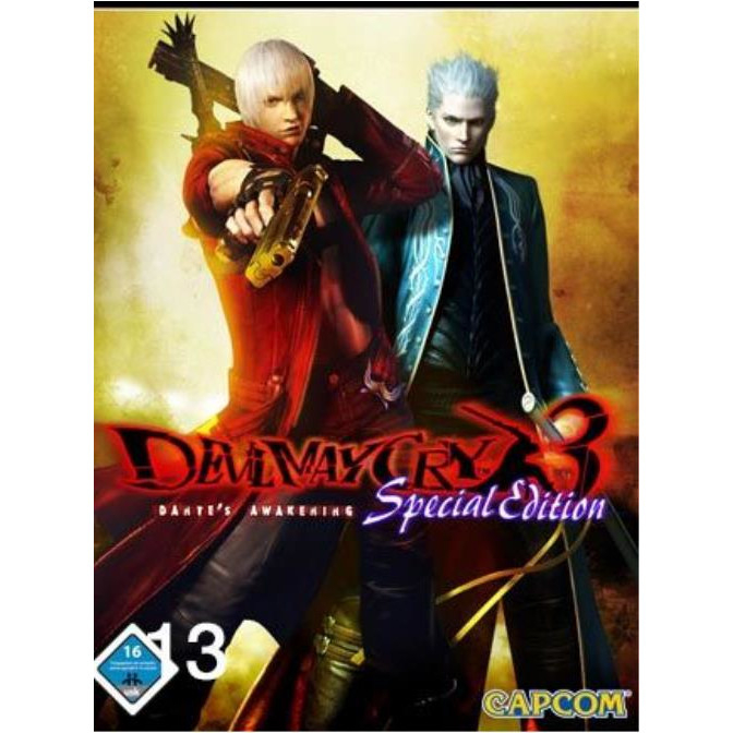 Joc Devil May Cry 3 Special Edition Steam Key Global PC (Cod Activare Instant) 0