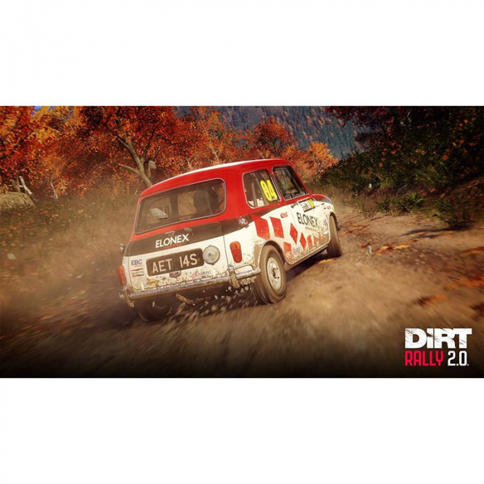 Joc Dirt Rally 2.0 Rally Game Of The Year Edition Ps4 4