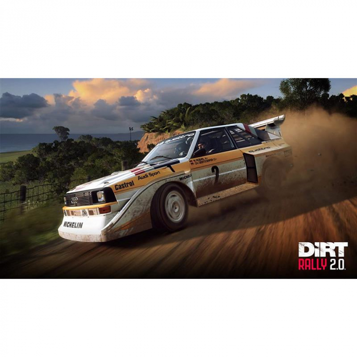 Joc Dirt Rally 2.0 Rally Game Of The Year Edition Ps4 3