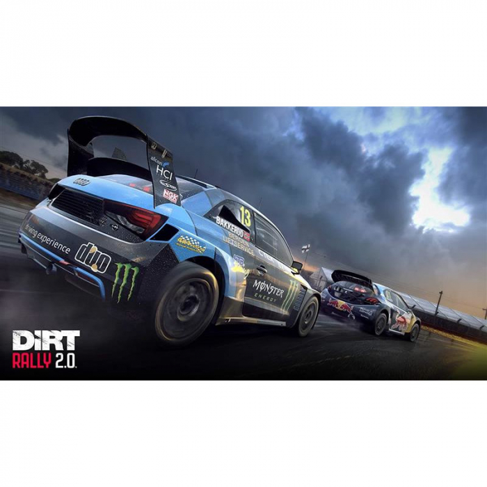 Joc Dirt Rally 2.0 Rally Game Of The Year Edition Ps4 1