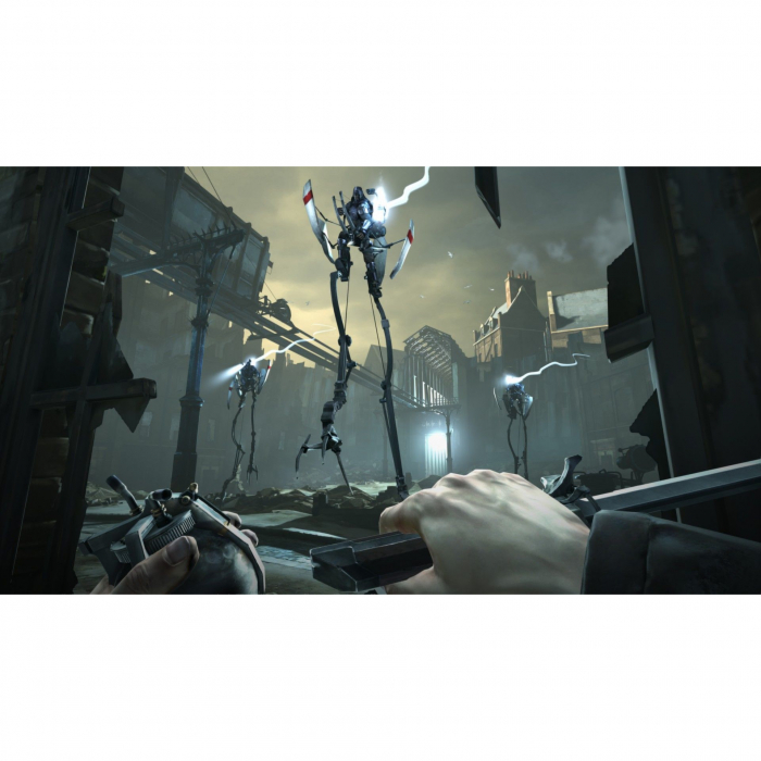 Joc Dishonored Definitive Edition Steam Key Global PC (Cod Activare Instant) 6