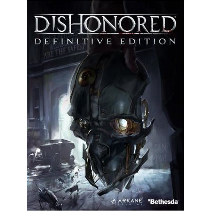 Joc Dishonored Definitive Edition Steam Key Global PC (Cod Activare Instant) 0