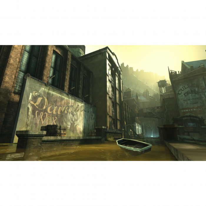 Joc Dishonored Definitive Edition Steam Key Global PC (Cod Activare Instant) 1